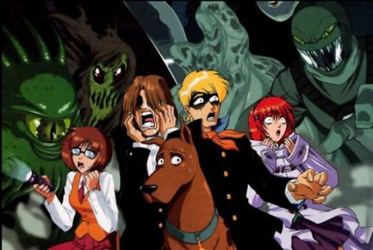 Scooby Doo 3 Now Go To Sleep