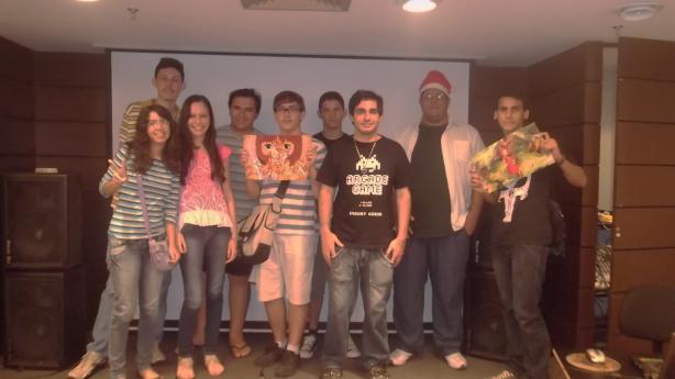 Clube do Anime do dia 09/12/2012