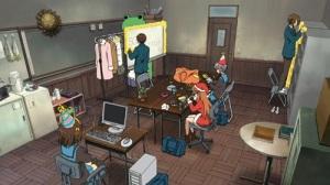 SOS Dan do anime Suzumiya Haruhi no Yuutsu