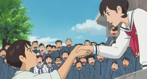 Kokuriko zaka kara é o melhor longa de animação de 2012... para mim.