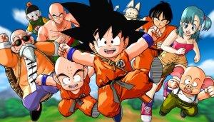 Podem comemorar, pois Dragon Ball é o título mais escolhido do mês pelos homens!