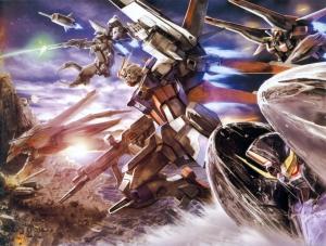 Gundam para todos os gostos