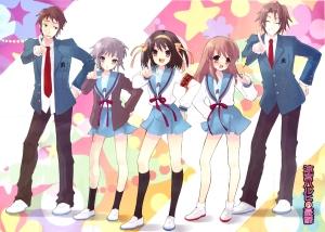 Eu prefiro o anime, mas todos deveriam ler as novels.