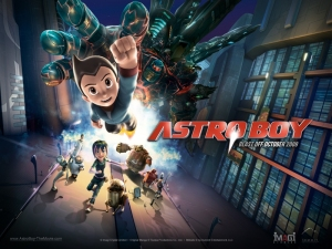 Astro Boy da Image Animation