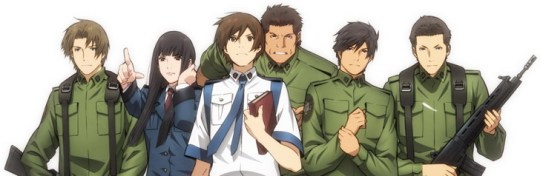 Toshokan_Sensō_characters