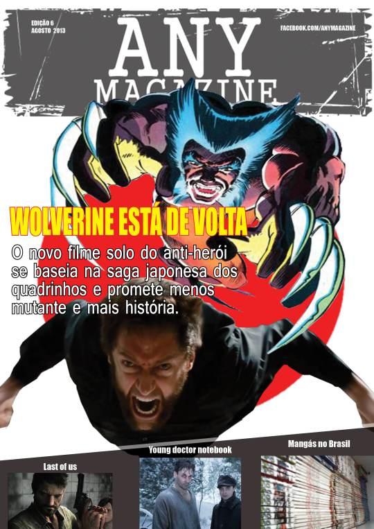 Grande imortalidade a sua seu Wolverine.