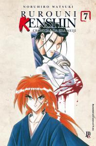 Rurouni Kenshin é o mangá que mais aparece no topo dos resultados do projeto!