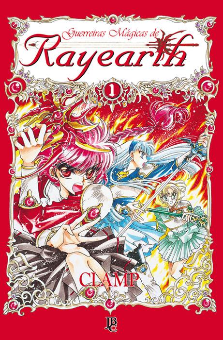 Depois de Sakura, mas magia da Clamp nas bascas com a volta de Garotas Mágicas.
