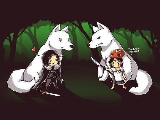 Sabe nada Jon Snow
