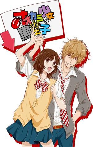 El-anime-de-Ookami-Shoujo-to-Kuro-Ouji-se-estrenara-en-octubre