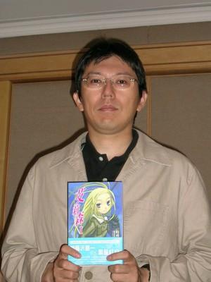 Keiichi-Sigsawa-autor-de-Kino-no-Tabi-escribirá-una-novela-spinoff-de-Sword-Art-Online