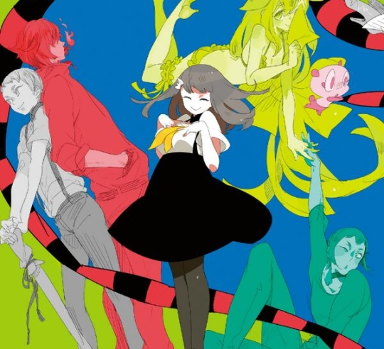 Gatchaman-Crowds-Second