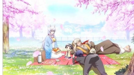 Top 3 Animes de Comédia da Temporada – Primeiro Lugar Lugar: Gugure! Kokkuri-san