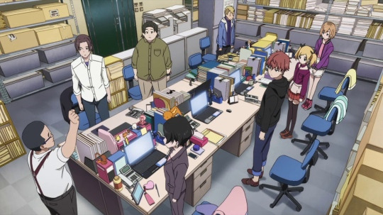 Top 5 Estreias da Temporada – Primeiro Lugar: Shirobako