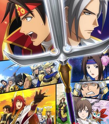 El-anime-de-Sengoku-Musou-se-estrenará-el-11-de-enero