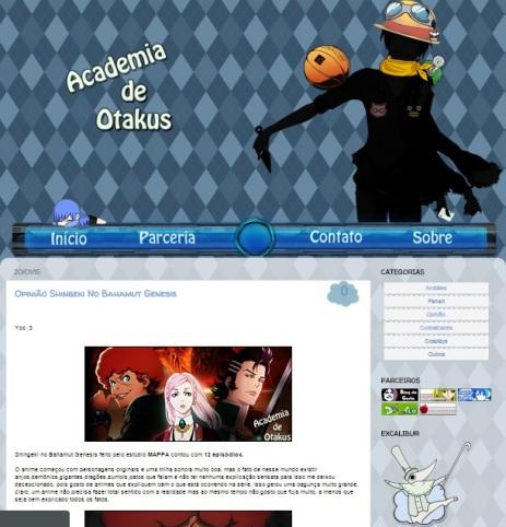 Academia de Otakus