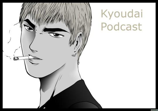 Clique na imagem e confira a última edição do Kyoudai Podcast