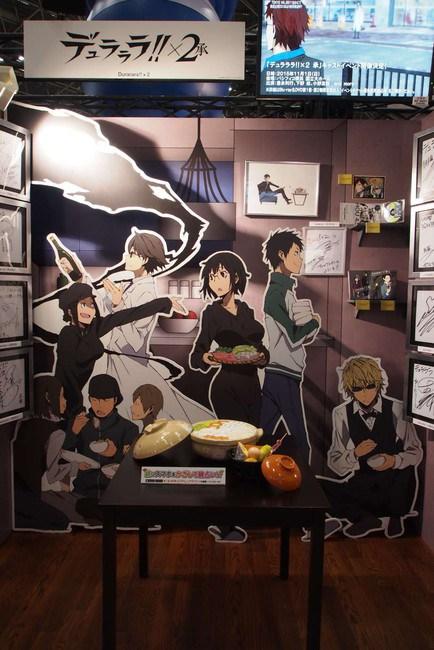 Clique na imagem e confira uma chuva de informações sobre o primeiro dia do Anime Japan 2015