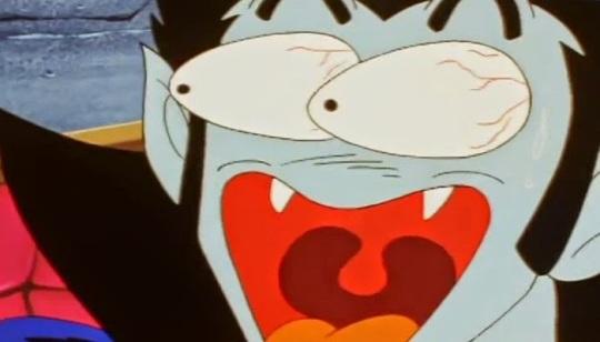 Conheça Dom Drácuo e nunca mais tenha medo de vampiros!