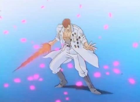 A Flor tem que ser de Cerejeira e o homem tem de ser Kuwabara. Confira uma matéria bem bacana sobre ícone das multidões clicando na imagem, mas antes leia o Kyon News =D