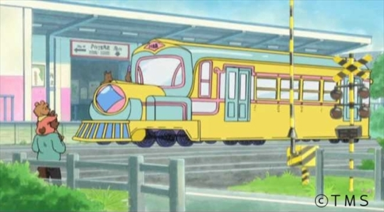 tms-entertainment-crea-el-anime-dededen-para-celebrar-el-centenario-de-seibu-railways