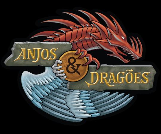 Anjos & Dragões - Marca