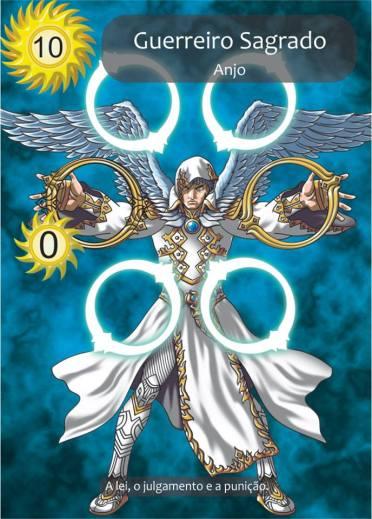 Luz - Guerreiro Sagrado