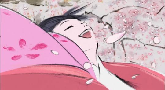 Isao Takahata comenta O Conto da Princesa Kaguya