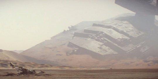 Que trailer foi esse... Se você é fã ou pelo menos gosta de  Star Wars clique na imagem.