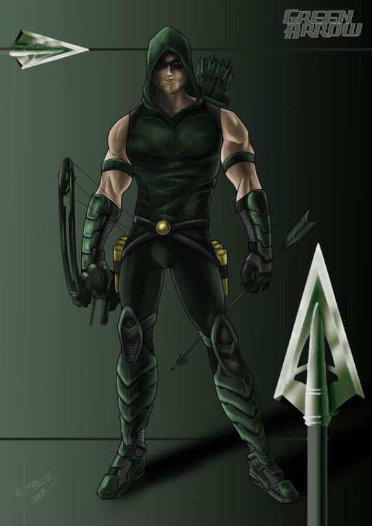 Estou acompanhando o seriado o Arrow e é bem interessante. Fica a dica!