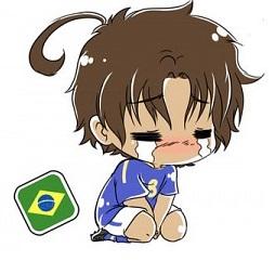 Colômbia 1 x 0 Brasil