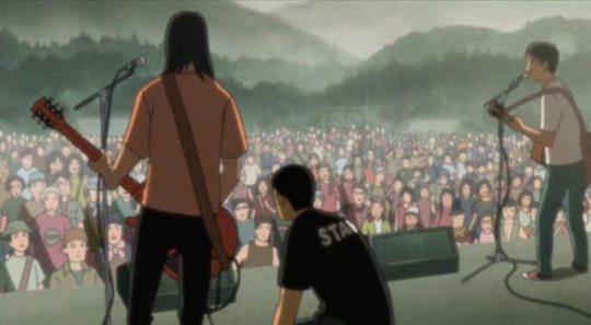 Eu me emociono toda vez que relembro dessa cena.