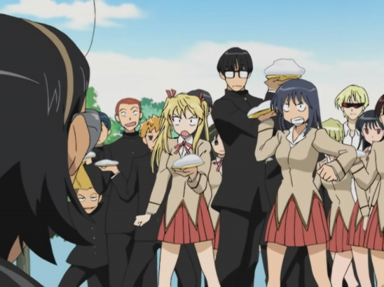 School Rumble San Gakki - Seria terceira temporada mesmo?